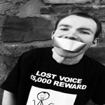Lost Voice Guy talks to the BBC about Edinburgh Fringe