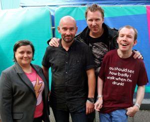 BBC New Comedy Award 2014 heat one