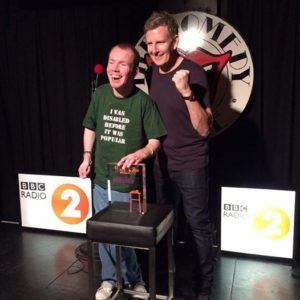 Lost Voice Guy wins BBC New Comedy Award 2014