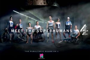 Channel 4 Superhuman's advert
