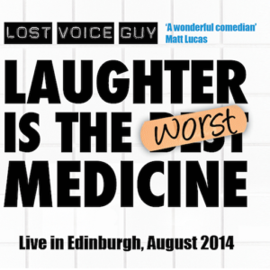 Laughter Is The Worst Medicine