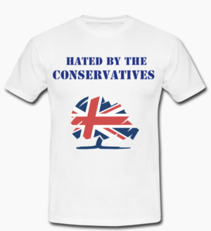 Hated By The Conservatives