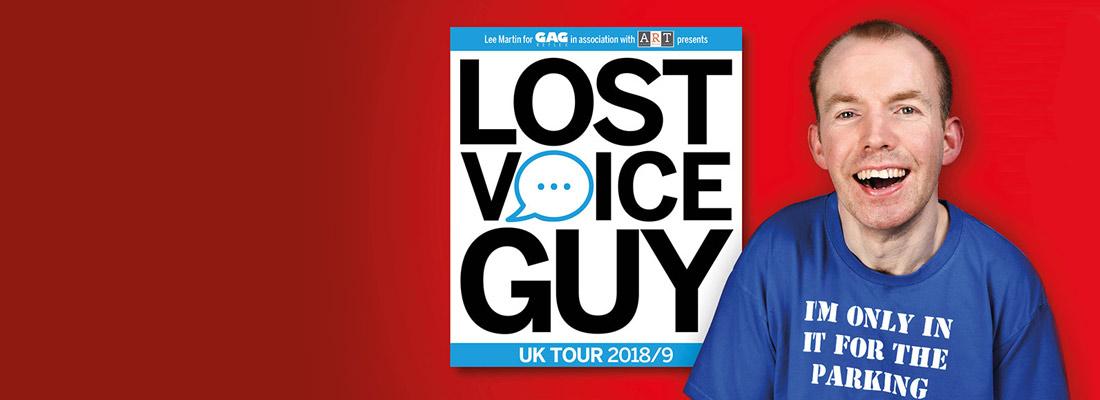 Lost Voice Guy Tour Presale
